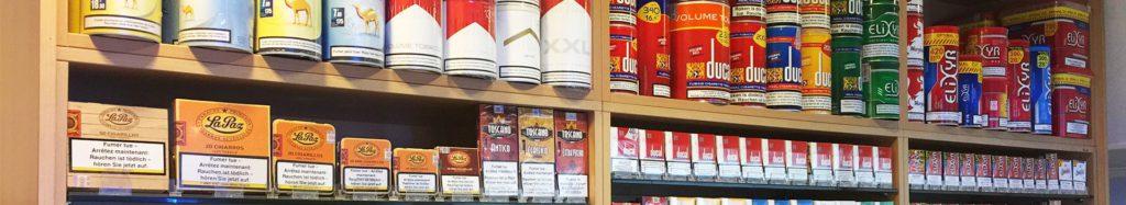 Seau de tabac
