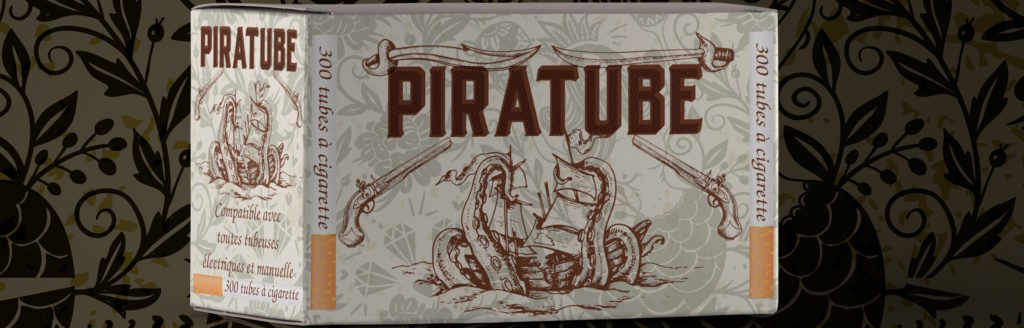 tubes cigarettes piratube